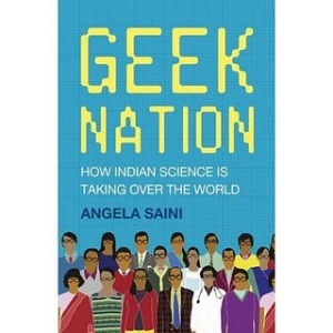 Cover of Geek Nation by Angela Saini