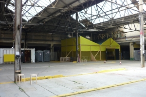 circus street market building